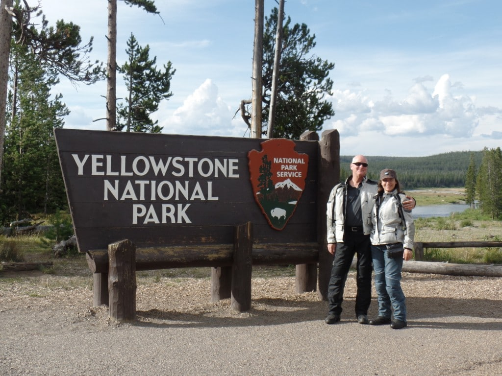 2015 Vacation – The Road To Yellowstone