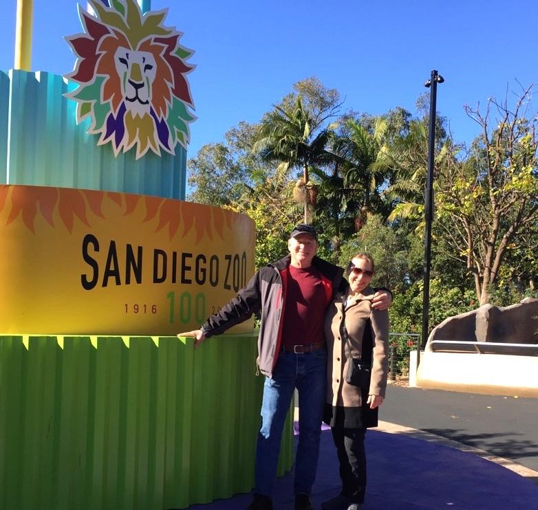 San Diego for Xmas 2015