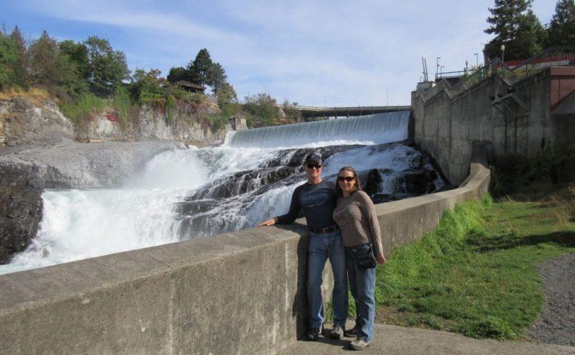 Sept '18 Road Trip: 3) Spokane & Coure DeLaine