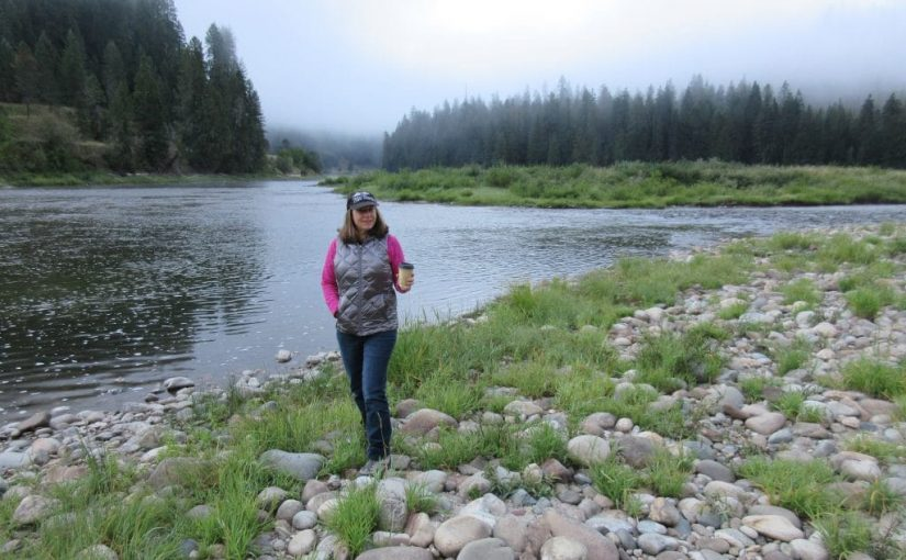 Sept '18 Road Trip: 8) Camping on Idaho Route 12